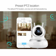 HD 1080P WiFi Smart IP Camera Wireless Webcam Home Security Network Audio CCTV
