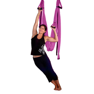 Aerial Yoga Swing Hammock Anti Gravity Fitness Inversion Yoga Trapeze Sling Prop