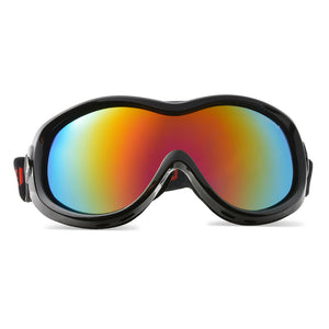 Ski Goggles Double Anti Fog Lenses Sun Glasses Eyewear For Kid Boy Girl Winter
