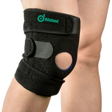 Elastic Knee Brace Fastener Support Guard Kneecap Non-slip Knee pads Gym Sports