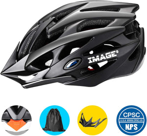 MTB Adults Bike Helmet Cycling Road Racing Adjustable Lightweight Breathable New