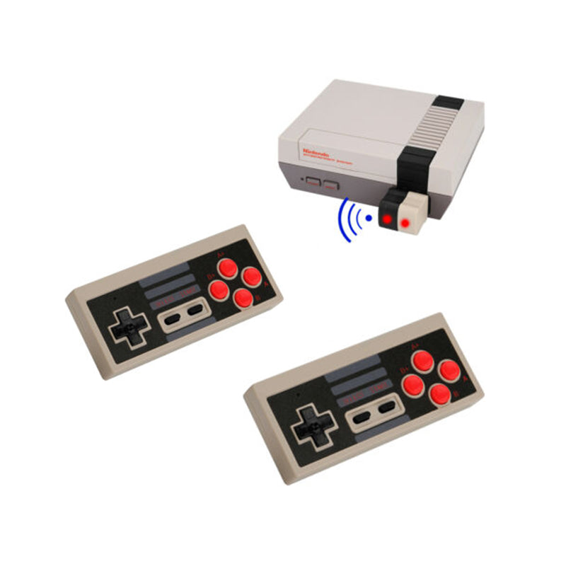 2pcs Wireless Game Controller Remote Control For NES Classic Edition Nintendo Console