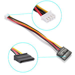 "SATA PATA IDE to USB 2.0 Adapter Converter Cable For 2.5"" 3.5"" Hard Drive Disk"