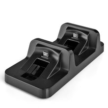 Dual USB Charging Dock Charger Station Cradle For PS4 Wireless Game Controller