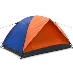 ODOLAND 2 Person Camping Tent Waterproof Lightweight Tent for Camping Traveling Hiking with Carry Bag