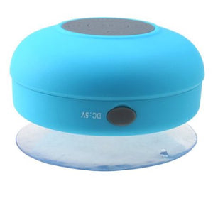 AGPtek Waterproof Bluetooth 3.0 Speaker, Mini Water Resistant Portable Wireless Shower Speaker