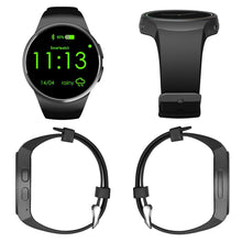 KW18 Bluetooth Smart Watch SIM GSM Phone Mate for iPhone Samsung Android IOS