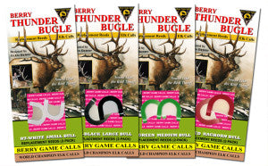 Berry Thunder Bugle Replacement Reed