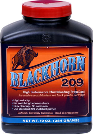 Western Powders Blackhorn 209 Powder