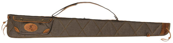 Browning Lona Canvas/Leather ShotgunCase