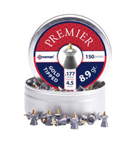Crosman .177 Premier Gold Tip Pellets