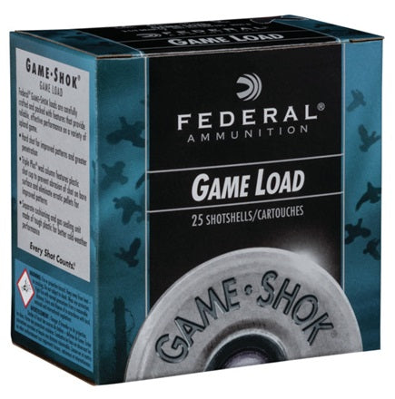 "Federal Speed Shok 20g 2.75"" 3/4oz Steel - 4"
