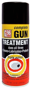 G96 12oz Gun Treatment