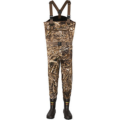 Hodgman Brighton Neoprene Camo Chest Waders - Size 10