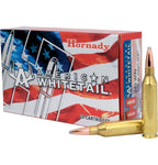 100gr InterLock Hornady American Whitetail 243