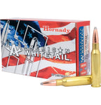 139gr SP Hornady American Whitetail 7mm-08