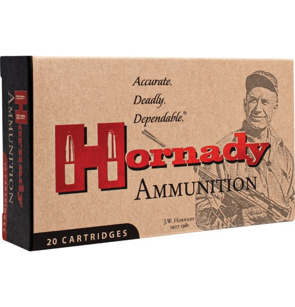 140gr Interlock SP Hornady 264 Win Mag