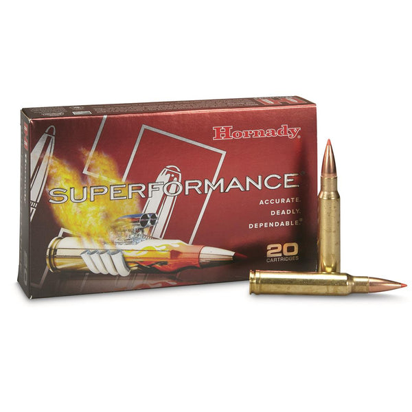 95 gr SST Hornady Superformance 243