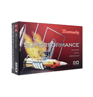 129gr SST Hornady Superformance 6.5 Creedmoor