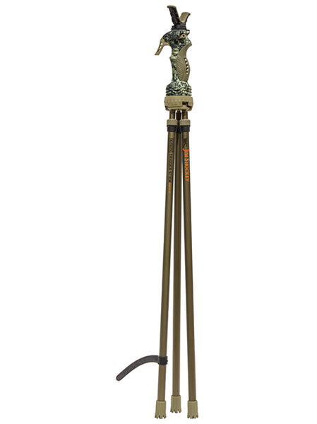 "Primos Tigger Stick Gen 3 24-62"" Tripod - Jim Shockey"