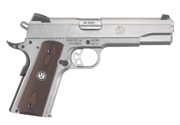 Ruger SR 1911 45 Auto