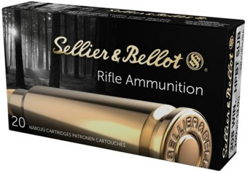 180gr SP Sellier & Bellot 7.62x54 R