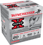 "Winchester Super-X 20g 3"" 7/8oz Steel - 4"