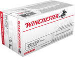 45gr JHP Winchester Value Pack 22-250
