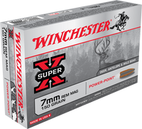 150gr PP Winchester Super-X 7mm