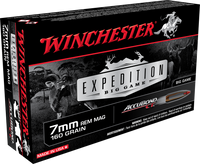 160gr Accubond Winchester Expedition 7mm