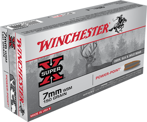 150gr PP Winchester 7mm WSM