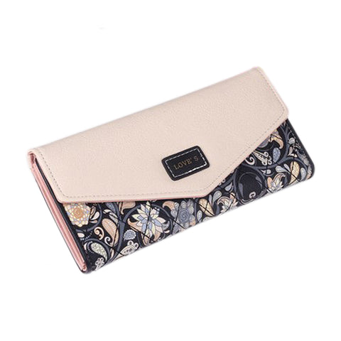 FLYING BIRDS Wallet For Women Wallets Brands Purse Dollar Price Printing Designer Purses Card Holder Coin Bag Female Clutch
