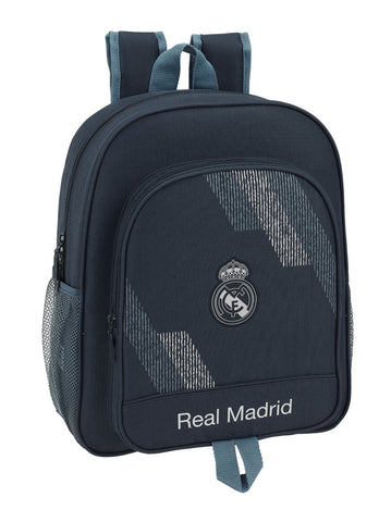 Mochila Real Madrid Escolar Duplo Away 18/19