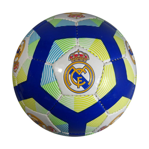 Bola Campo Real Madrid Tricolor