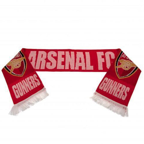 Cachecol Arsenal FC Dupla Face Gunners