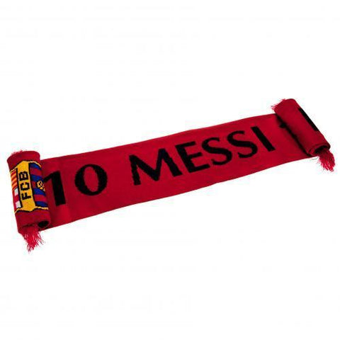 Cachecol FC Barcelona Messi 10