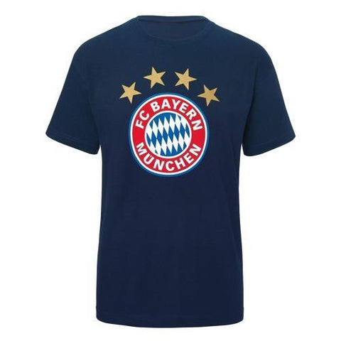 Camiseta Bayern De Munique Escudo Casual