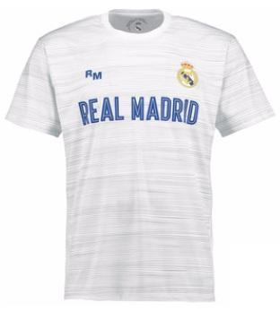 Camiseta Real Madrid Training Branco