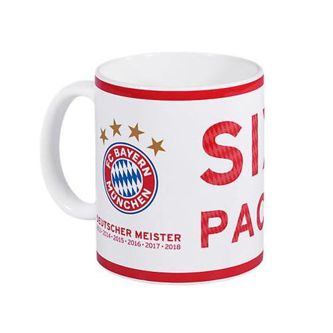 Caneca Bayern De Munique Six Pack