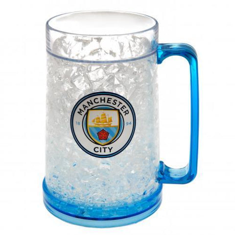 Caneca Gel Manchester City Freezer
