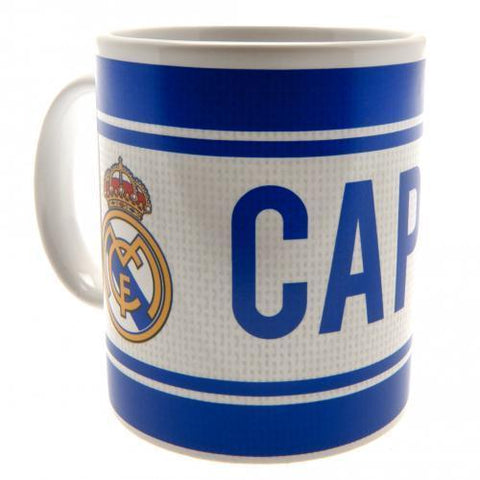 Caneca Real Madrid Captain