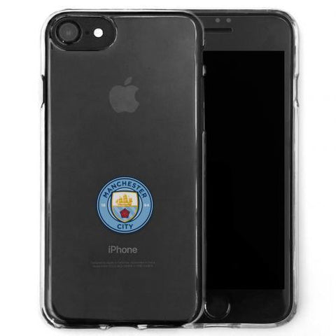 Capinha De Celular Manchester City - Iphone  7 / 8
