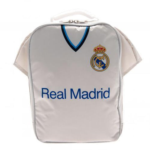 Lancheira Real Madrid Camisa Home