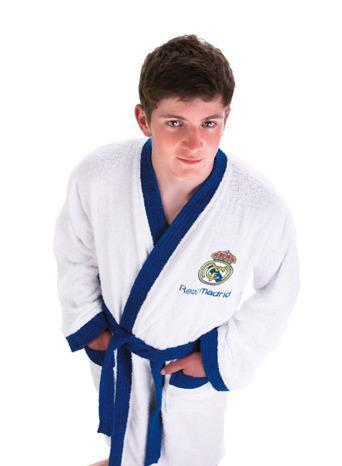 Roupão Real Madrid Bathrobe