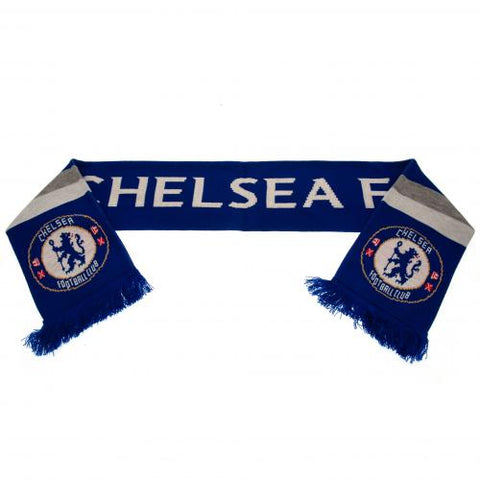 Cachecol Chelsea FC Dupla Face All Blue