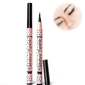 1pcs Waterproof liquid Eyeliner Eye Makeup Quick-drying Cool Eyeliner Hard and Soft Eye Liner for eyes Make up comestic tools