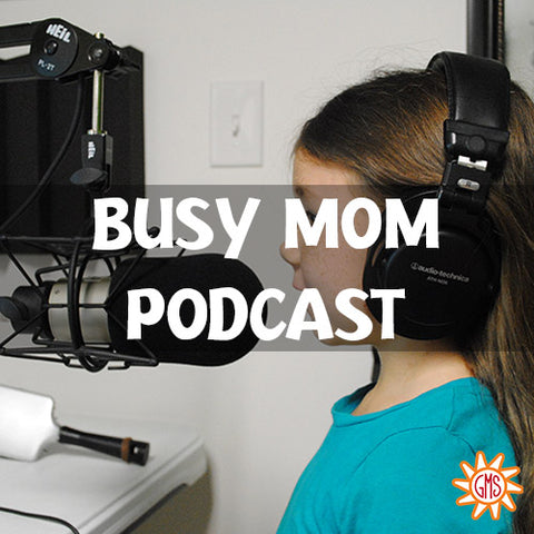 Busy Mom Survival Guide Podcast