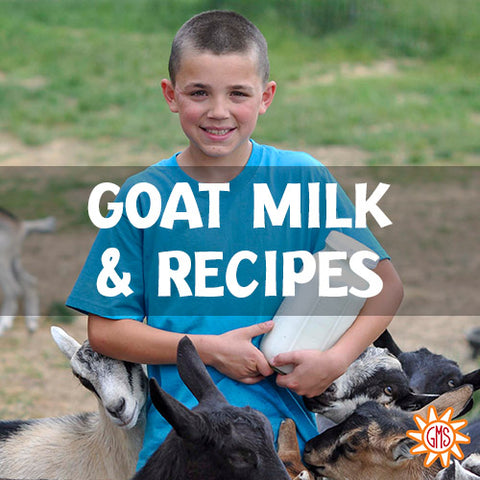 Goat Milk & Recipes