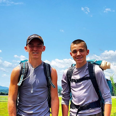 Greyden and Hewitt off to Outward Bound