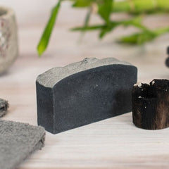 goat milk soap activated bamboo charcoal standard